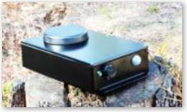 GPS対応放射線測定器